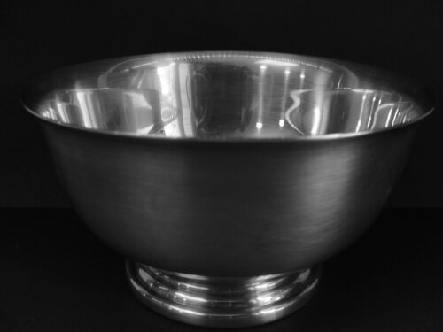 """Gorham EP Silverplate Paul Revere YC778 Small 5"""" Round Footed Bowl - No Monogram"""