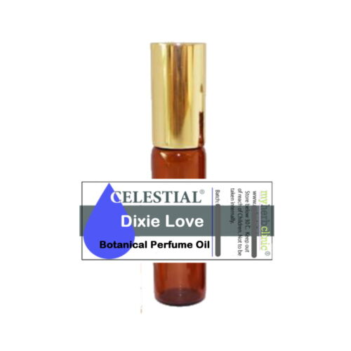 DIXIE LOVE ORGANIC ROLL ON PERFUME - GOTHIC GOTH WICCA - BE UNIQUE - ROMANCE