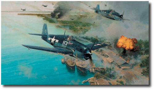 Hellcat Fury by Robert Taylor  - F6F Hellcat - WWII - War in Pacific Edition