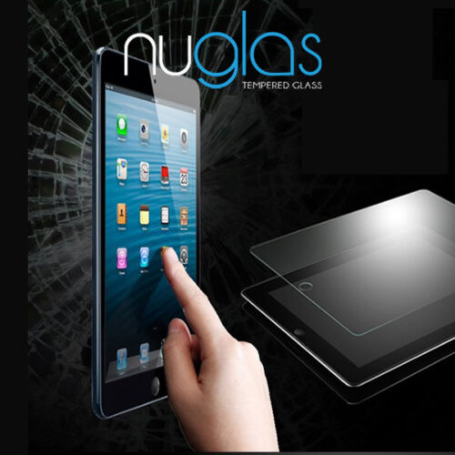 Nuglas Tempered Glass Screen Protector For iPad 8th 7th 6th 5th/Pro 9.7/ Air 1/2
