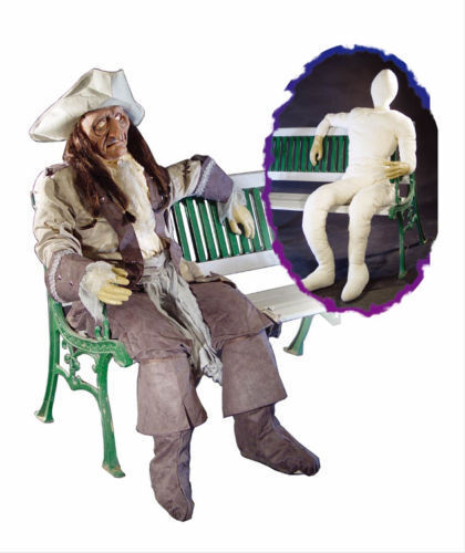 Lifesize Posable MANNEQUIN DISPLAY DUMMY 6 FT Full Size With Hands HalloweenNEW