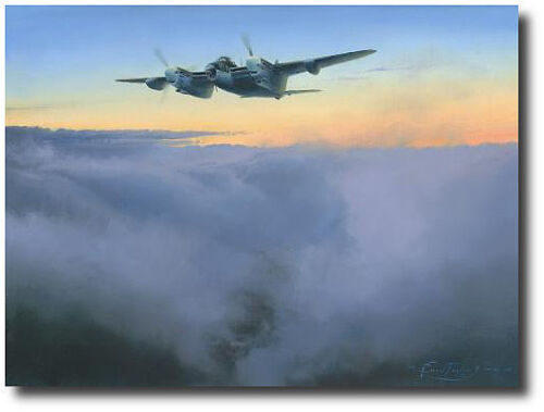 Top Dog (RAF Ed A/P) by Robert Taylor - Mosquito LR503 - 5 Signatures - 109th
