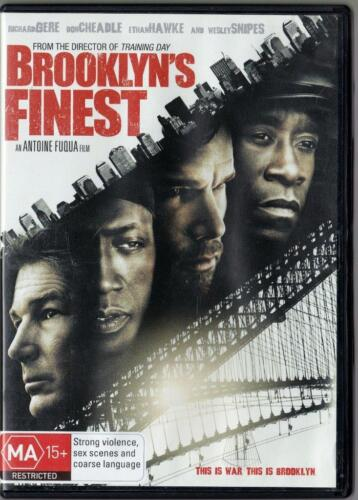 Brooklyn's Finest, Richard Gere - DVD, Action