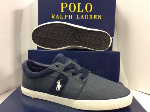 Polo Ralph Lauren Halmore ll-Ne Mens Sneakers Trainer Shoes, Size UK 7 / EU 41