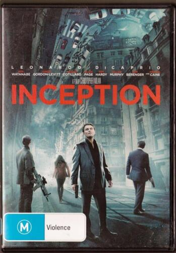 Inception - DVD,