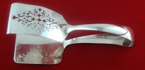 FANEUIL by Tiffany & Co. Sterling Silver ASPARAGUS TONGS, No Mono