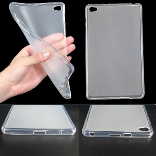 Shockproof Soft TPU Case Cover Skin For Huawei MediaPad Honor M2 M3 Lite T3 T2