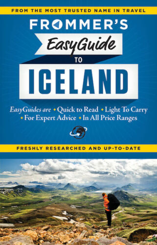 Frommer's EasyGuide to Iceland *FREE SHIPPING*