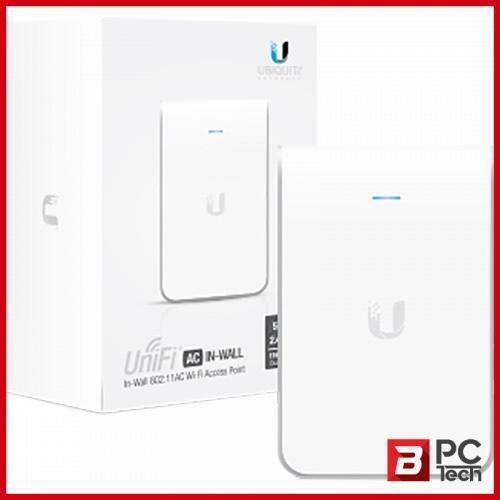 UniFi AP In-Wall with 802.11ac