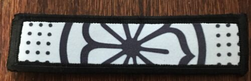 1x4 Karate Kid Headband Tengui Morale Patch Funny Tactical Military Army USAArmy - 48824