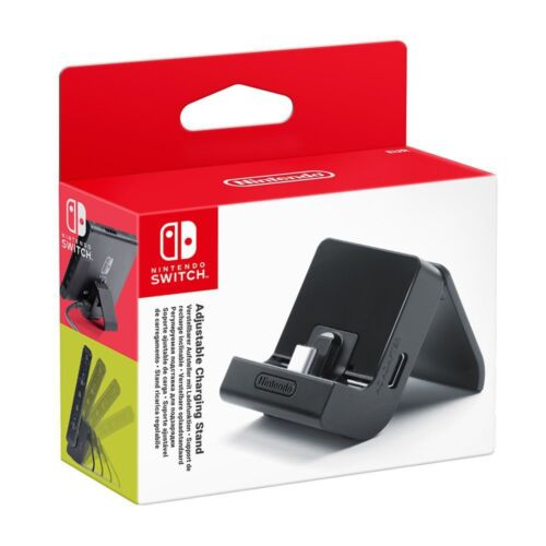 Nintendo Switch Adjustable Charging Stand NEW