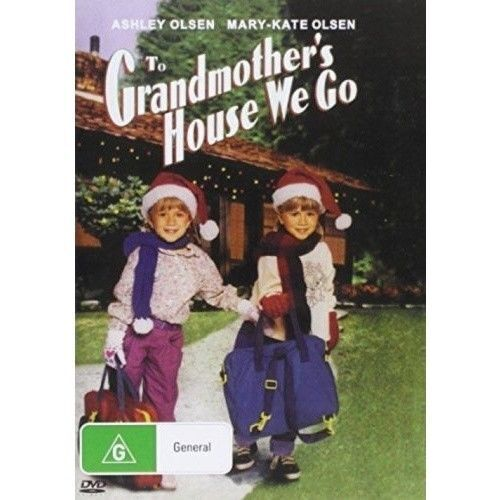 To Grandmothers Grandmother's House We Go DVD New and Sealed Australian Release