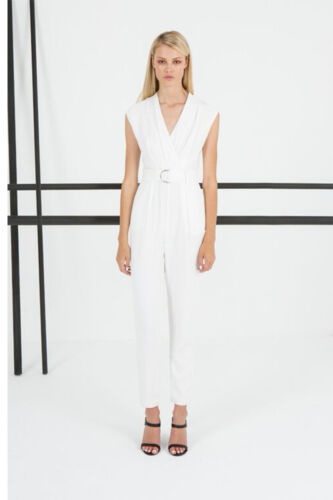 Finders Keepers Back To The Start Jumpsuit White size XS,L RRP£135......wow£35..