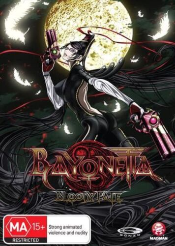 Bayonetta - Bloody Fate Anime DVD Brand New and Sealed Region 4