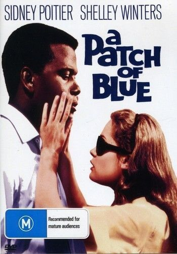 A Patch Of Blue DVD Sidney Poitier New and Sealed Australia Region 4