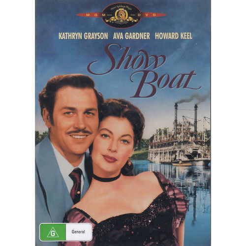 Show Boat Showboat DVD New and Sealed Australia All Regions