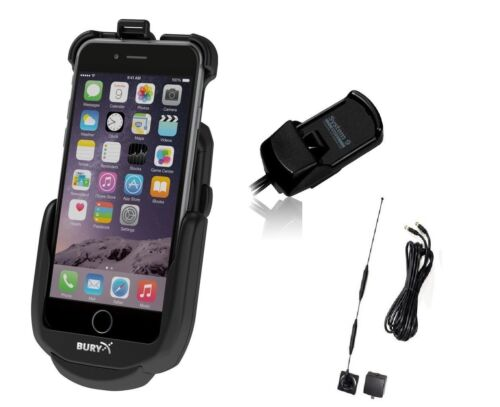Bury S9 System 9 Active Car Kit iPhone 6 7 8 system 9 Base complete with antenna