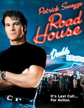 Road House Roadhouse DVD Patrick Swayze New and Sealed Australian Release