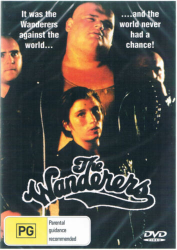 The Wanderers DVD New and Sealed Australian Release