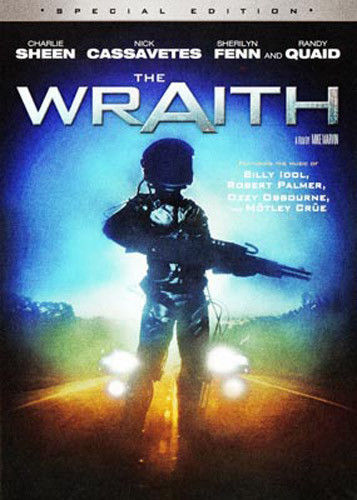 The Wraith DVD New and Sealed Australian Release