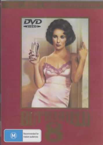 Butterfield 8 DVD Elizabeth Taylor New and Sealed Australia All Regions