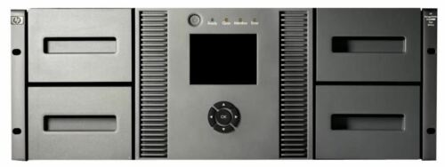 HP AK381A MSL4048 Tape Library No Drives
