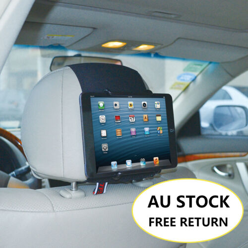 TFY Universal Car Headrest Mount Holder for 7 Inch to 11 Inch Tablet PC