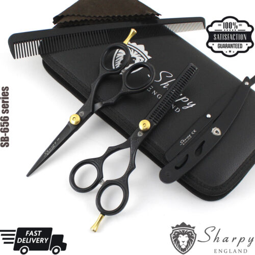 Professional-Barber Cheveux Cutting-Thinning Ciseaux Set Coiffure / Salon