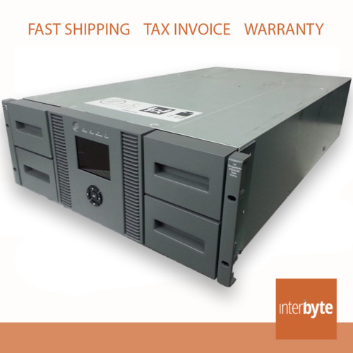 HP StorageWorks MSL4048 Tape Library 413509-002 No Drives
