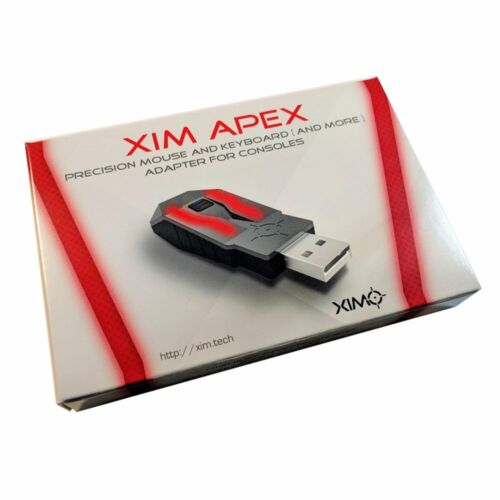 XIM APEX Mouse & Keyboard Adapter rconverter for Xbox 360 One X PS3 PS4