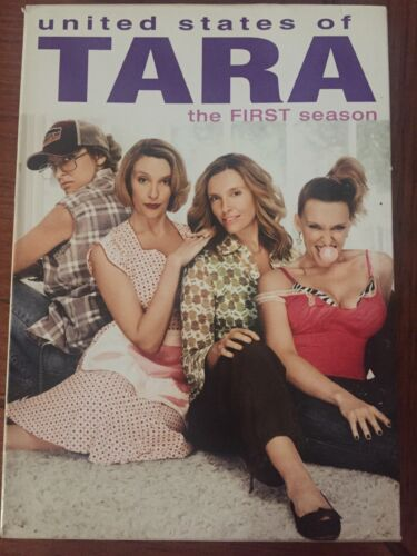 United States of Tara: The First Season R1 DVD Used But Like New Look At Photos