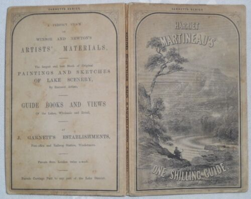 Guide to Windermere With Tours to the Neighboring Lakes Harriet Martineau
