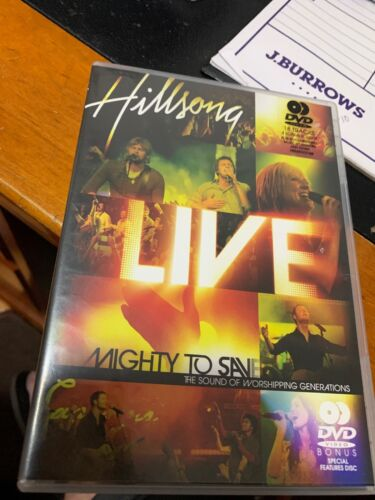 Hillsong Live: Mighty to Save (DVD, 2-Disc set), R-All,