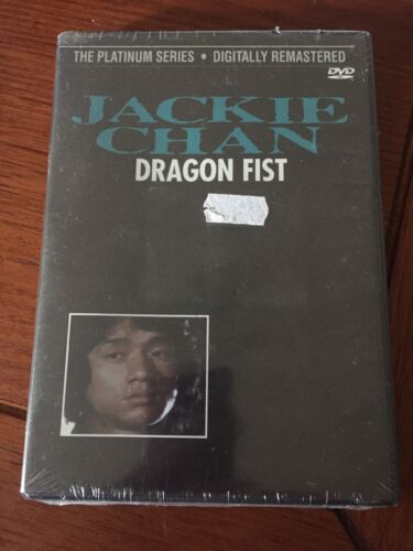 DRAGON FIST - JACKIE CHAN - MARTIAL ARTS - DVD - NEW