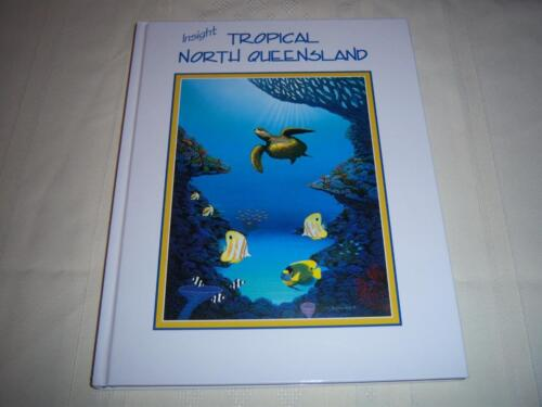 Insight Tropical North Queensland book