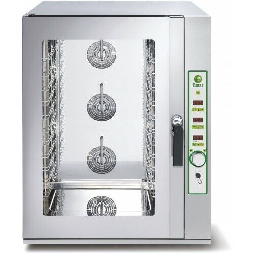 Forno COMBI Digitale 4 Livelli GN 1/1  System : direct humidification automatic