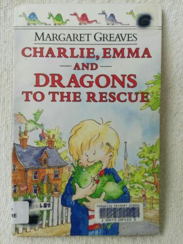 Charlie, Emma and Dragons to the Rescue, Greaves, Margaret, Ex-Library
