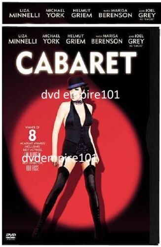 Cabaret DVD Liza Minnelli Special Edition New Sealed Australian Release