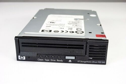 HP STORAGEWORKS ULTRIUM 920 SAS LTO3  INTERNAL TAPE DRIVE EH847A