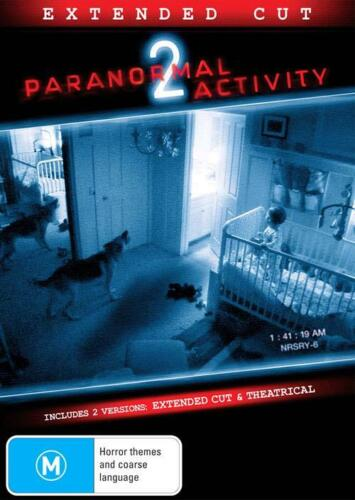 Paranormal Activity 2 (DVD, 2011) // Brand New