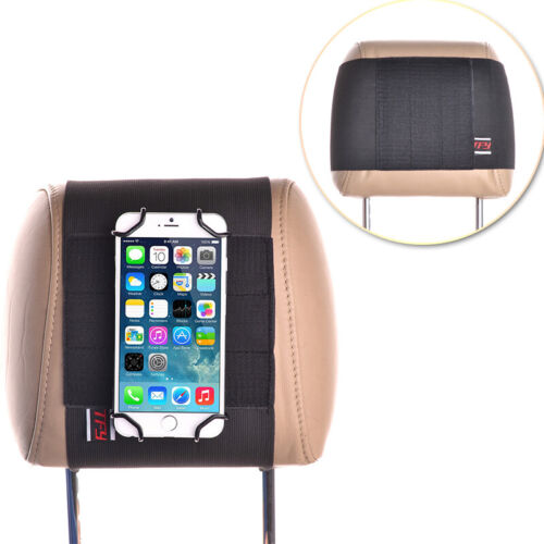 TFY Universal Car Back Seat Holder for Smartphone & Tablet 4 -11inch / i Phone 7
