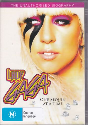 Lady GaGa - One Sequin At A Time  (DVD)