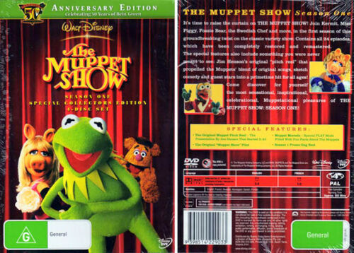 'The Muppet Show' Season One - Special Collector's Edition - 4 DVD Set