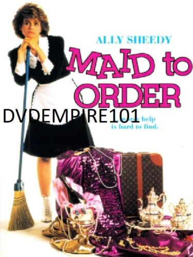 Maid to Order DVD Ally Sheedy 1987 New Sealed Australian Release