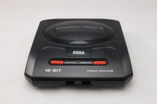 Sega Mega Drive II/2 Console/Replacement Console - without Alles / only Gera ̈ T