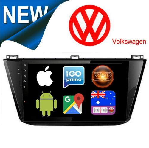 "8"" VOLKSWAGEN TIGUAN 2017+  GPS  BLUETOOTH  APPLE CARPLAY  ANDROID AUTO + CAMERA"