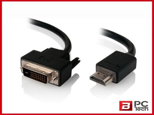 ALOGIC 5m DVI-D to HDMI Cable - Male to Male
