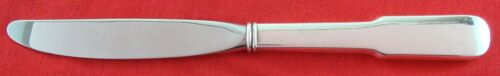 "OLD ENGLISH TIPT BY GORHAM STERLING HANDLE MODERN PLACE KNIFE, 9"", NM"