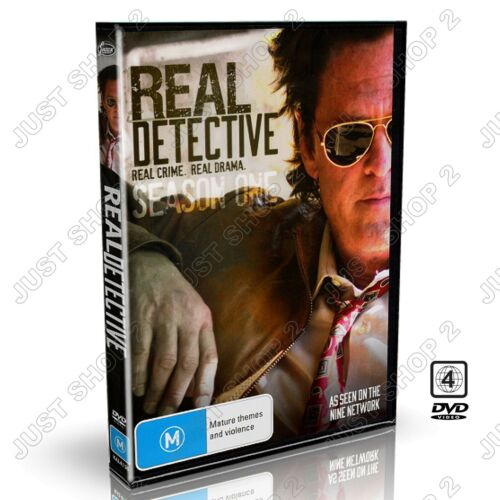 Real Detective Season 1 : TV Series 2-Disc Set : New & Sealed DVD