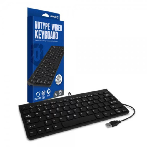 Armor3 Wired Keyboard for PS4 NEW